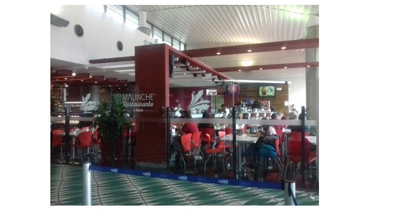 Malinche Restaurante (Gate 10)