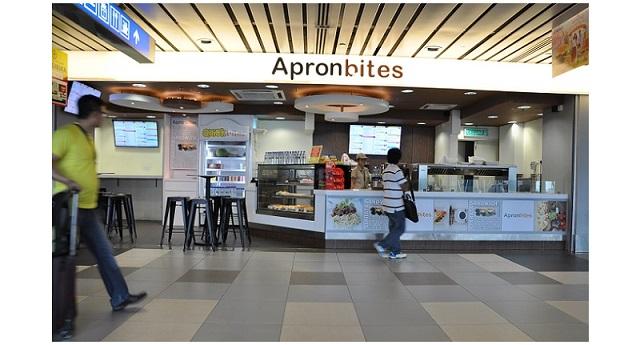 Apron Bite (Domestic Departure)
