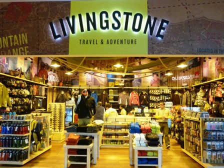 Livingstone (Domestic)