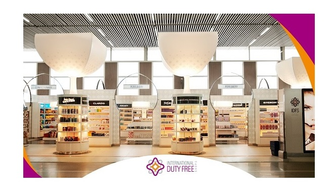 Morocco Duty Free By IDFS (T1)