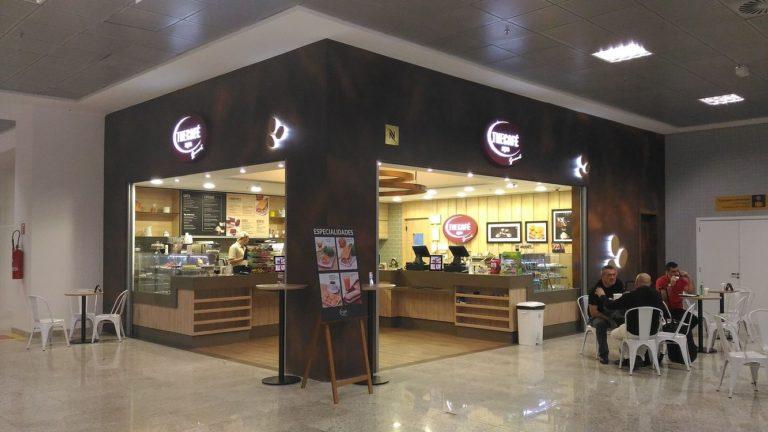The Café by DFA (Departures 2nd Floor - AL1010)