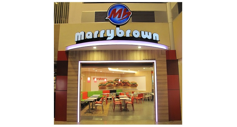 Marrybrown (Domestic Departure)
